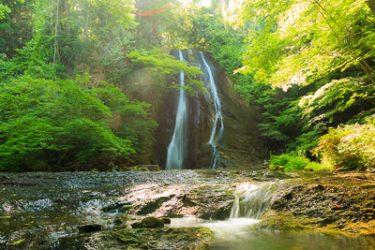 花巻市 緒ヶ瀬の滝