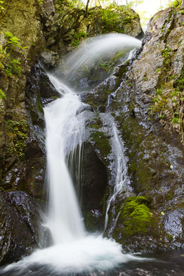 花巻市・七折の滝